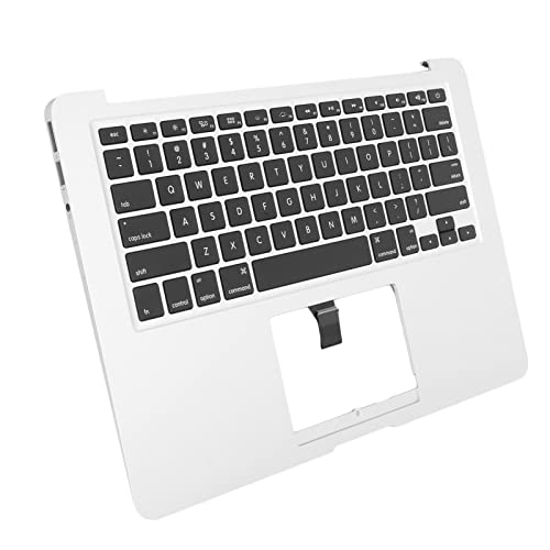 Tastaturbasis, 13-Zoll-Tastaturgehäuse mit Hintergrundbeleuchtung Stilvolles Einfaches Ersatz-Notebook-Tastaturdock für PC
