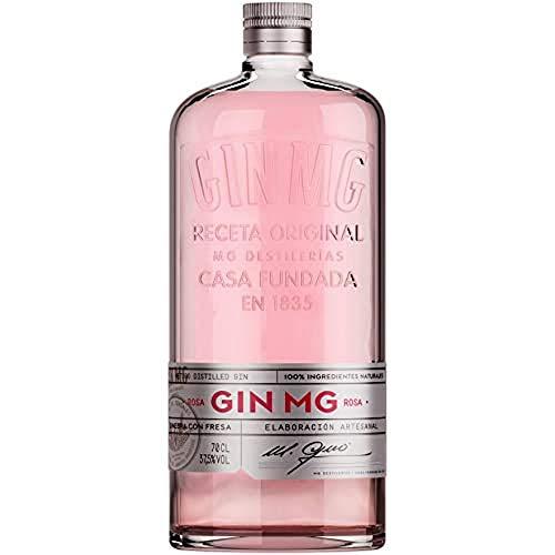 Gin MG Ginebra Gin Mg Rosa - London Dry Gin - 70 Cl - 700 ml