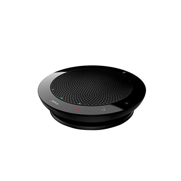 Jabra Speak 410 Haut Parleur – Enceinte Portable Certifiée Microsoft avec USB – Connectivité Plug-And-Play avec les…
