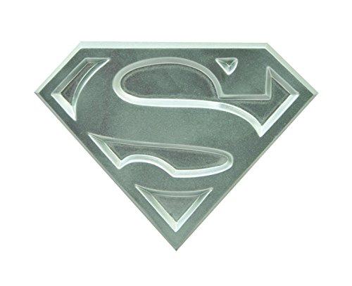 Diamond Select Superman The Animated Series Abrebotella Logo 10 cm