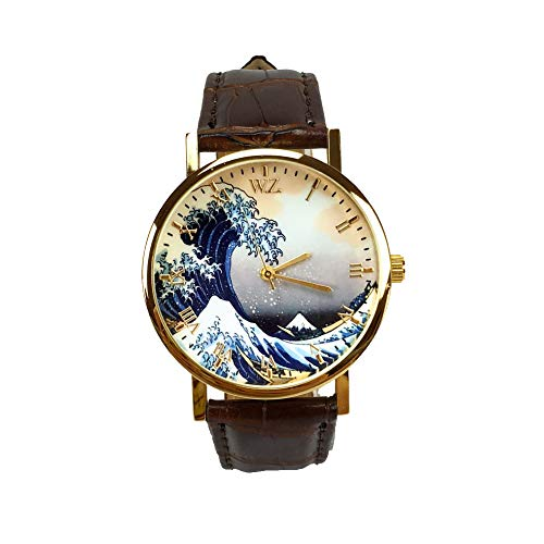 Woodstock Zambon® Uhr Wave