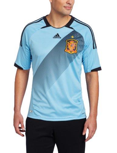 Adidas Spanien Auswärtstrikot EURO 2012, Herren, spanien, X-Large