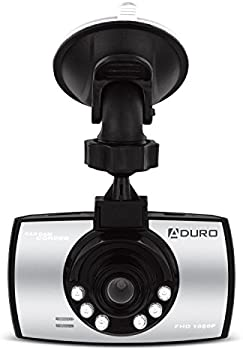 Aduro U-Drive Pro 1080P Dashboard Camera