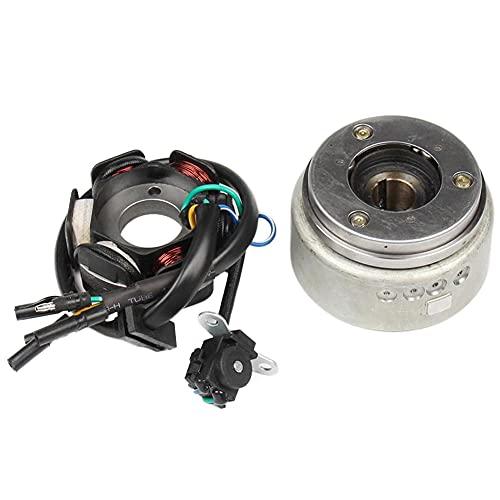 YX150 imán estator bobina rotor volar rueda Kit para Yinxiang 150cc motor de arranque eléctrico Dirt Pit Bike ATV Quad partes KAYO BSE SDG