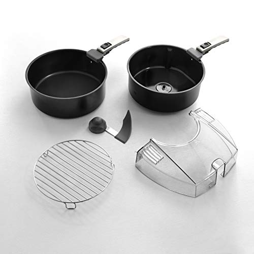 De'Longhi FH 1396/1 MultiFry Heißluftfritteuse Extra Chef Plus - 5