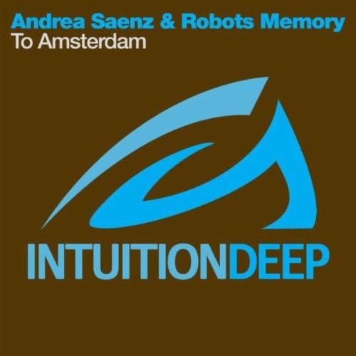 Andrea Saenz & Robots Memory