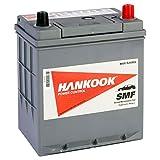 Hankook MF53504 35Ah Batterie de Démarrage Pour Voiture 12V 330A 187x136x220mm