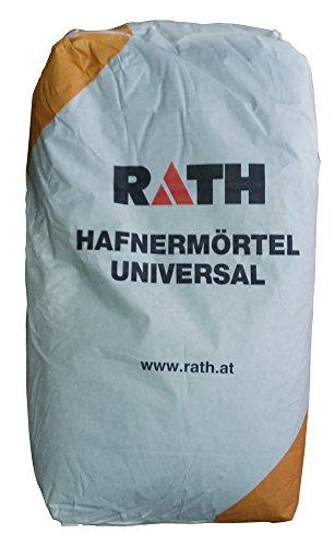 4,00€/Kg Rath Hafnermörtel Universal Schamottmörtel 5Kg