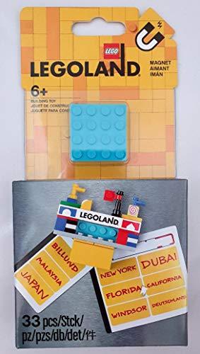 LEGO LEGOLAND Magnet Build Promo Set 854013