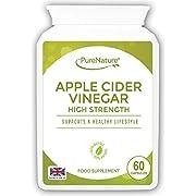 Apple Cider Vinegar | 60 Capsules | PureNature