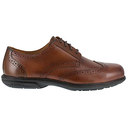 Florsheim Work Loedin Lace-Up Brown 9