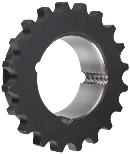 Martin 6020TBF Taper Roller Chain Coupling, High Carbon Steel, Inch, 5 1/2