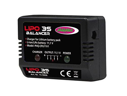 Jamara - 150006 - Chargeur Lipo 3S - Balancer