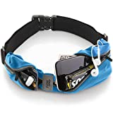 Sport2People Running Belt USA Patented - Hands-Free Workout Fanny Pack...