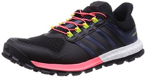 adidas Adistar Raven Boost W - cblack/cblack/Flared, Größe:5