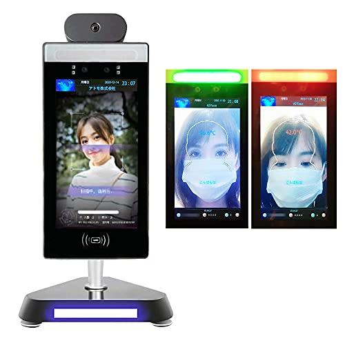ARTomo【アトモ】AI Smart Detection サーモ マネジャー サーマル モニタリング カメラ 赤外線 日本語インターフェースと音声案内/型番:ARTomo-SL0702 (7 インチ|テーブル台式_)