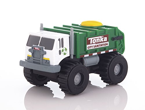 Tonka 06661Climb über Garbage Hauler Single Fahrzeug Spielset