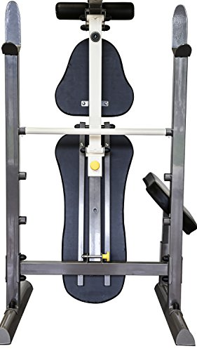 Marcy Folding Standard Weight Bench – Easy Storage MWB-20100