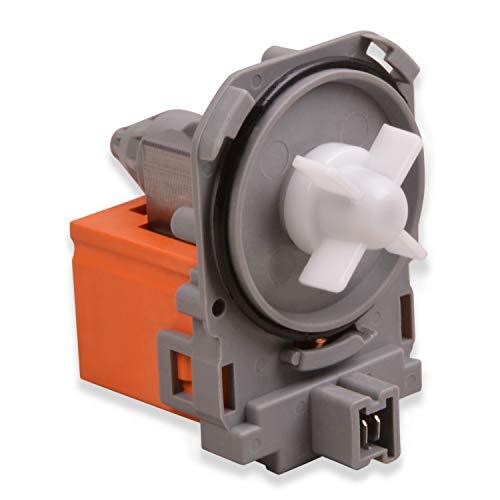 Bomba de desagüe de repuesto para lavadora Bosch 00141874 00144484