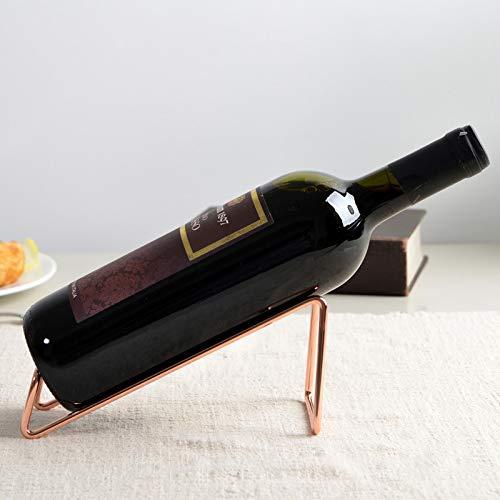 CYONGYOU Wijnrek rode wijn herstellen oude ijzeren kunst wijnrek meubelen dan flessenrek