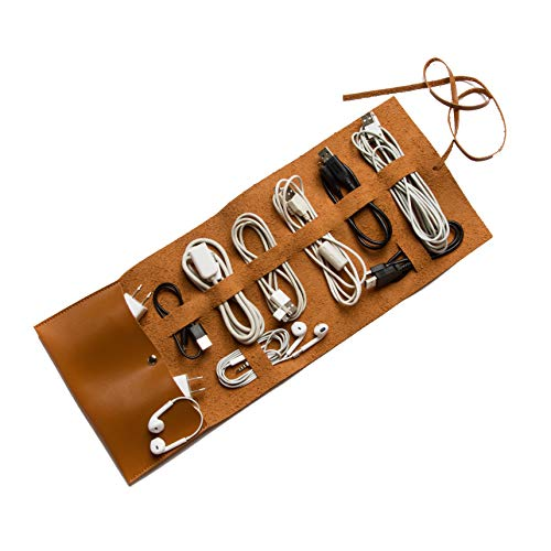 Brouk and Co Travel Cord Roll Bronze