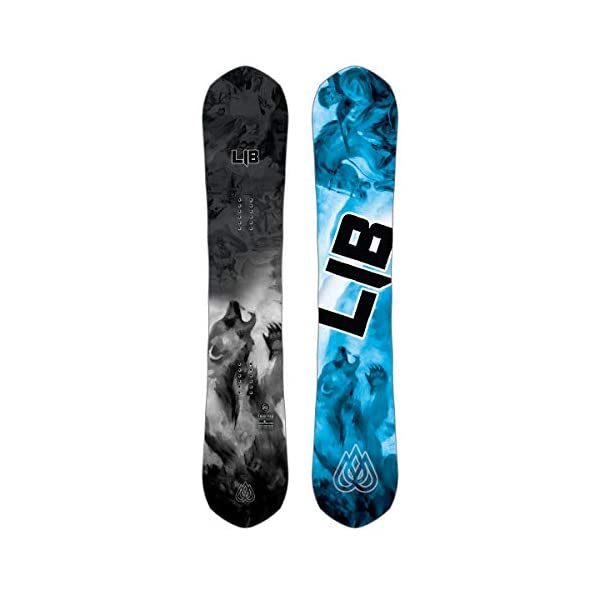 Lib Tech 2019 T-Rice Pro HP C2 - Tabla de Snowboard para Hombre 1