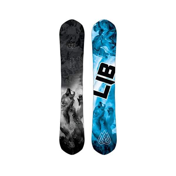 Lib Tech 2019 T-Rice Pro HP C2 - Tabla de snowboard para hombre 1