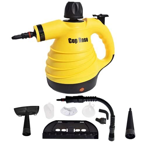 Cop Rose HD-168 Handheld Steam Cleaner, PurSteam...