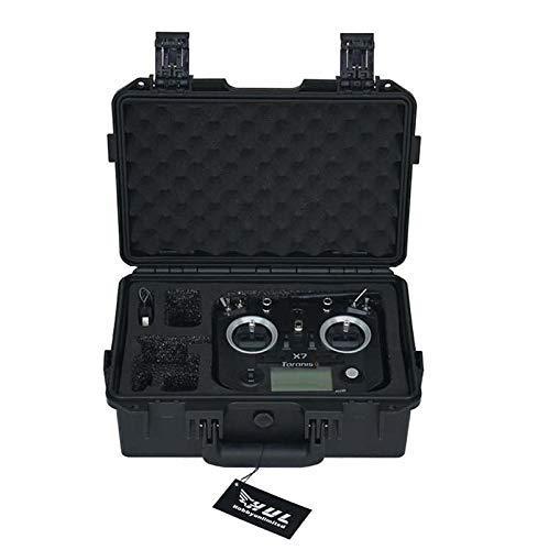 HUL Military Spec RC Transmitter Case for FrSky Taranis Q X7 X7S X9D