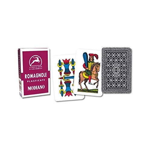 Tavoloverde Kartenspiele Romagnole 51 Modiano