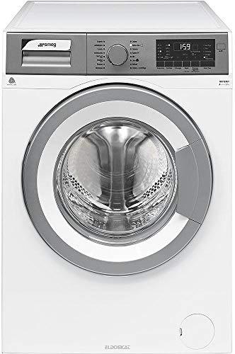 Smeg wht72peit libre installation chargement par le haut 7 kg 1200 trs/min A + + + -20% argent, blanc Machine à laver