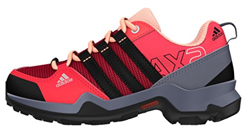 adidas Jungen Ax2 CP K Wanderschuhe, Black (alegri/Negbas/Brisol), 35 EU