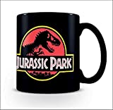 Close Up Z888095 JurASSic Park Mug ClASSic Logo Multicolore - Version Allemande