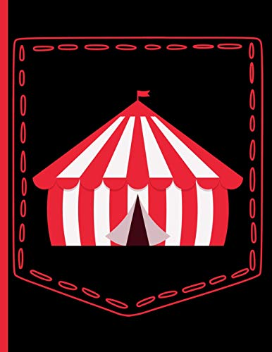 Circus Tent Pocket: Everyday Notebook