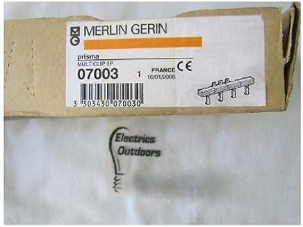 MERLIN GERIN PRISMA MULTICLIP 3P 07003 DISTRIBUTION by Merlin Gerin