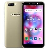 Konrow Easy 55 Smartphone Débloqué (5,34 pouces, 8Go, 1Go de Ram, Double...