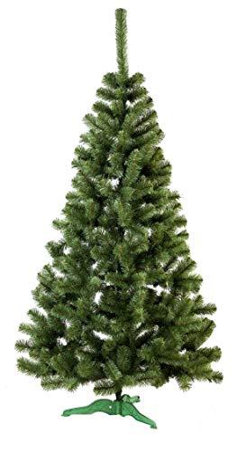 ARTECSIS Künstlicher Weihnachtsbaum 120cm Edeltanne in Premium-Qualität Inkl. Christbaumständer