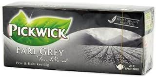 Pickwick Earl Grey Tea Blend 1 Beutel für Mehrere Taschen 6x20 Beutel
