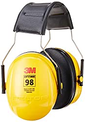 Ear protection is a must when using woodworking tools