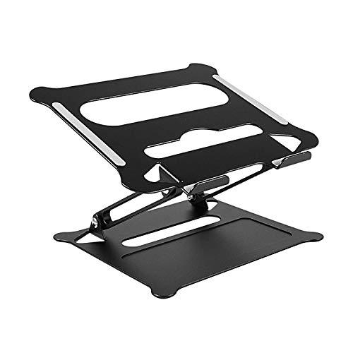 Brightz Ordenador portátil del sostenedor del Soporte de elevación Vertical de Aluminio Altura/Ángulo Soporte Ajustable Notebook Cooling Soporte for Aire Pro