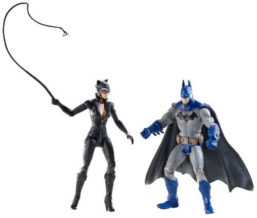 DC Batman Legacy Edition Series 2 Action Figure 2Pack Batman Catwoman FULL COLOR Arkham City