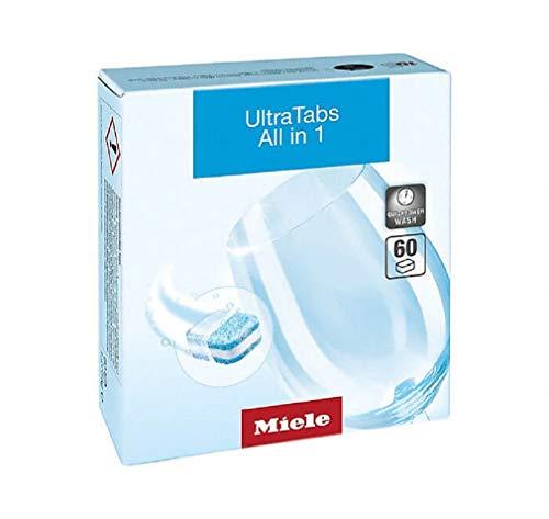 ミーレ 食器洗い機用タブレッド洗剤 20粒 ×3箱 (1) [並行輸入品]