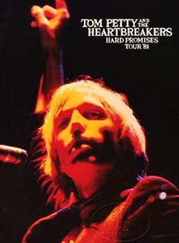 Concert Program For Tom Petty 1981 Hard Promises Tour