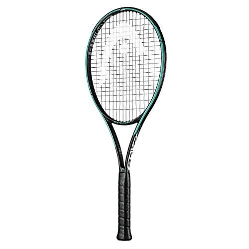 HEAD Tennisschläger Graphene 360+ Gravity MP - unbesaitet - 16x20 türkis (405) L2