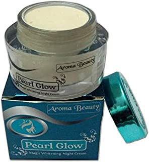 Aroma Beauty Pearl Glow Magic Whitening Night Cream (30 g)