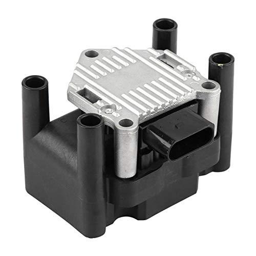 BANIKOP Kfz-Zündspule Zündspule Motor Zündspule Zündsystem, Für VW Käfer/Golf/Jetta