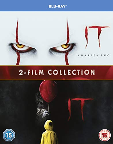IT 2-Film Collection [2017 & 2019] [Blu-ray] [2017] [2020] [Region Free]