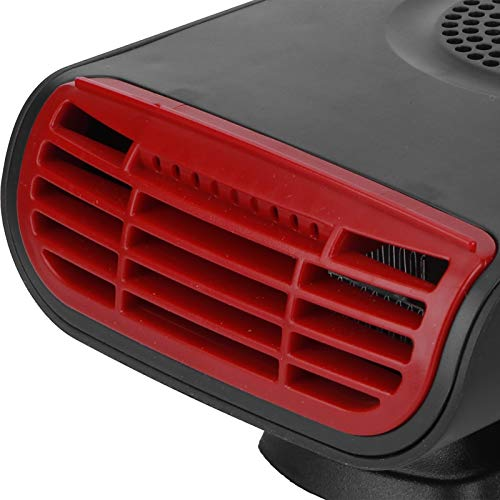 Calentador de automóvil, Calentador de ventilador de automóvil, Parabrisas de 150 W para camión de automóvil