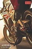 Agenda Escolar 2021-2022 Moto GP: Agendas 2021-2022 dia por pagina | Planificador diario para niñas y niños | Material escolar colegio secundaria estudiante | Portada motocross