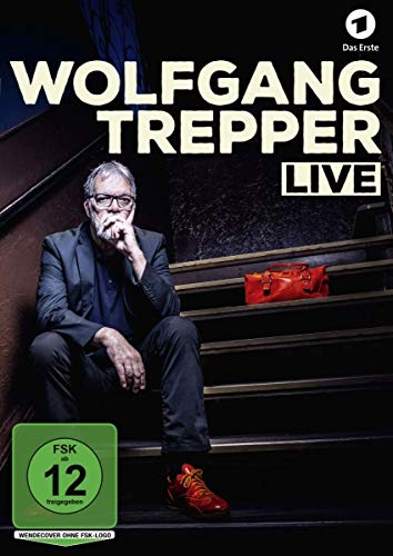 Preisvergleich Produktbild Wolfgang Trepper Live